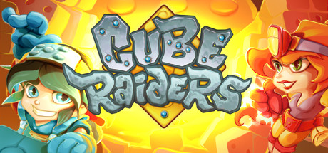 Free Download Cube Raiders PC Game