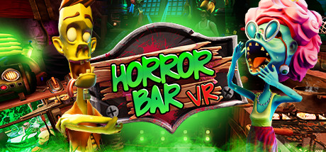 Free Download Horror Bar VR PC Game