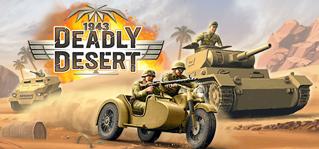 1943 Deadly Desert PC Game Free Download for Mac