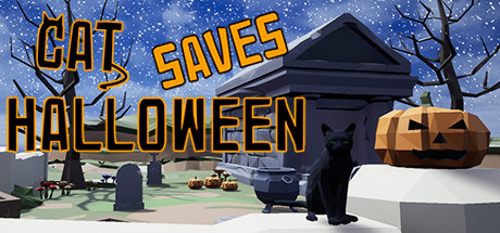 Cat Saves Halloween PC Game Free Download for Mac
