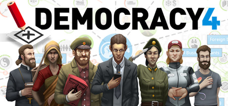 Democracy 4 PC Game Free Download for Mac