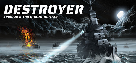 Destroyer: The U-Boat Hunter PC Game Free Download for Mac