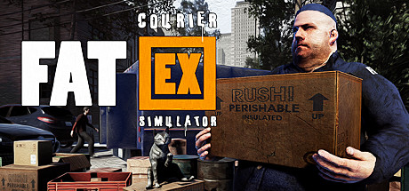 Fat[EX] Courier Simulator PC Game Free Download for Mac