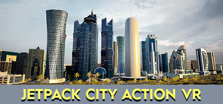 Jetpack City Action VR PC Game Free Download for Mac
