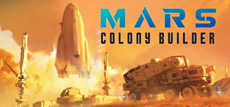 Mars Colony Builder PC Game Free Download for Mac