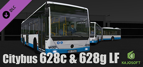 OMSI 2 Add-on Citybus 628c & 628g LF PC Game Free Download for Mac