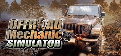 Offroad Mechanic Simulator PC Game Free Download for Mac