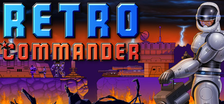 Retro Commander PC Game Free Download for Mac