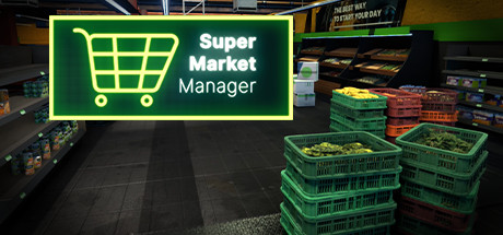 Supermarket Manager PC Game Free Download for Mac