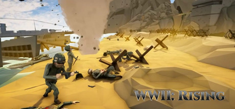 WWII Rising PC Game Free Download for Mac