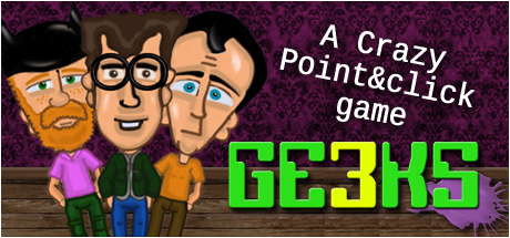 3 GEEKS PC Game Free Download for Mac