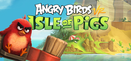 Angry Birds VR Isle of Pigs PC Game Free Download for Mac