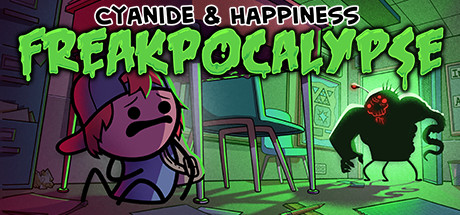 Cyanide Happiness Freakpocalypse Download Free MAC Game