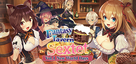 Fantasy Tavern Sextet Vol 1 New World Days PC Game Free Download for Mac