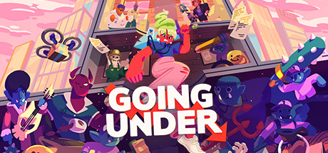Going Under PC Game Free Download for Mac