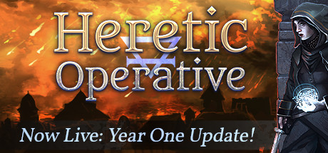 Heretic Operative PC Game Free Download for Mac
