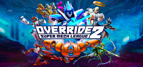 Override 2 Super Mech League PC Game Free Download for Mac